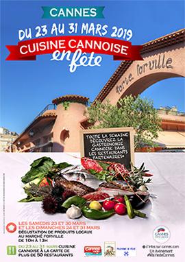 cuisine cannoise 2019