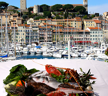 guide cuisine cannes