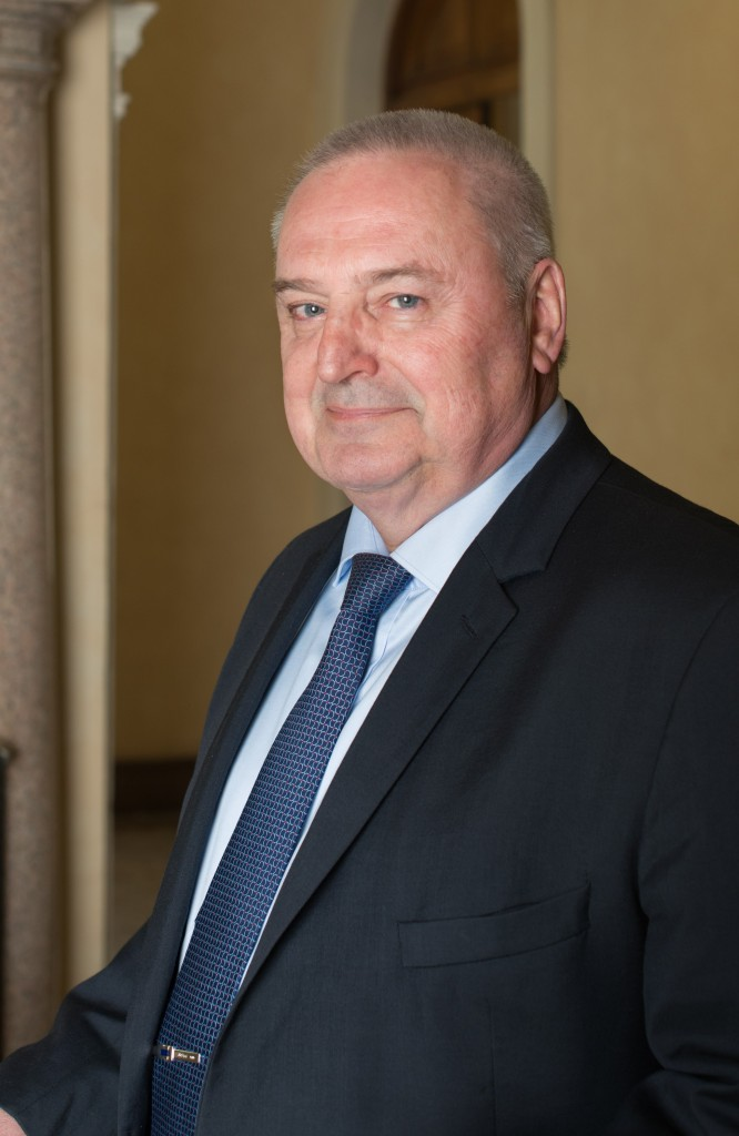 Président de la CCI des Alpes-Maritimes